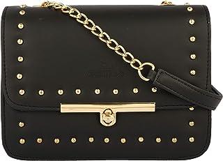 GM CREATIONS™ Leatherette Latest Trendy Branded Crossbody Shoulder Fashionable Slingbag Side Handbag With Non Detachable G...