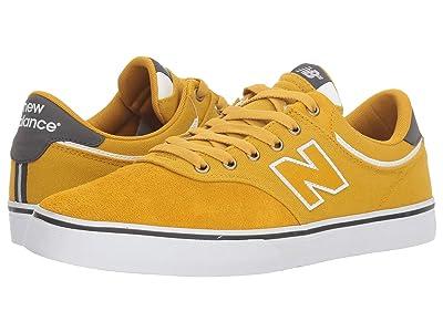 New Balance Numeric NM255 (Mustard/White) Men