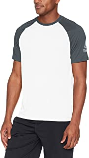 Reebok Men's Supremium Short Sleeve Tee