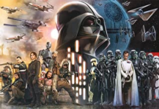 Star Wars - Rogue One - Rebellions are Built on Hope - 2000 Piece Jigsaw Puzzle