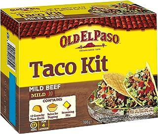 Old El Paso Taco Kit Mild Beef, 308 gm