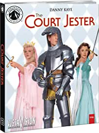 Newly Restored, THE COURT JESTER arrives on Blu-ray for the First Time Jan. 26 from Paramount