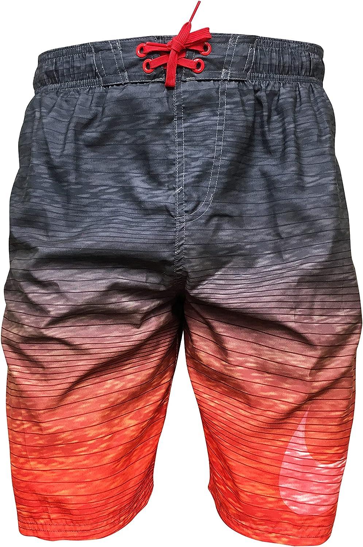 Nike Men's Swim Trunks/Board Shorts 100% Polyester