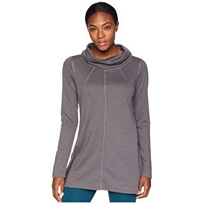 Aventura Clothing Quinlan Tunic (Charcoal) Women