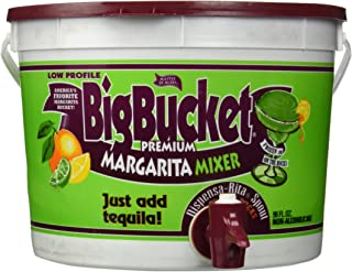 Master of Mixes Big Bucket Margarita Mix, 96 Ounce