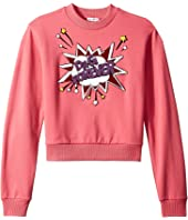 Dolce & Gabbana Kids - Forever Sweatshirt (Big Kids)