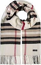 FRAAS Plaid Oversized Cashmink Woven Blanket-Scarf for Men Women Unisex