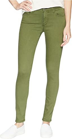 Leggings Ankle in Sulfur Olive Grove