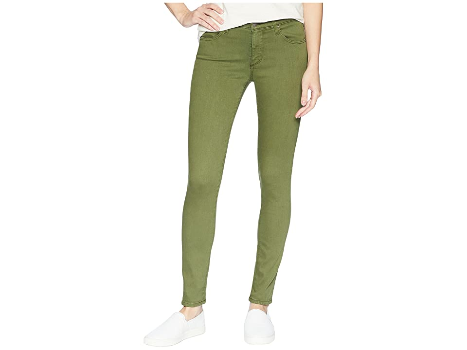 AG Adriano Goldschmied Leggings Ankle in Sulfur Olive Grove (Sulfur Olive Grove) Women's Jeans, Green