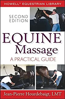 equine massage books