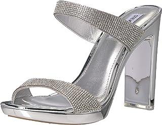 Steve Madden GLASSY-R womens Heeled Sandal