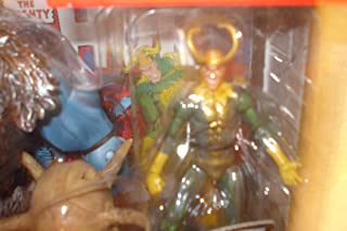 Savage Frost Giant vs. Loki Marvel Universe Exclusive Gigantic Battle Pack by Hasbro