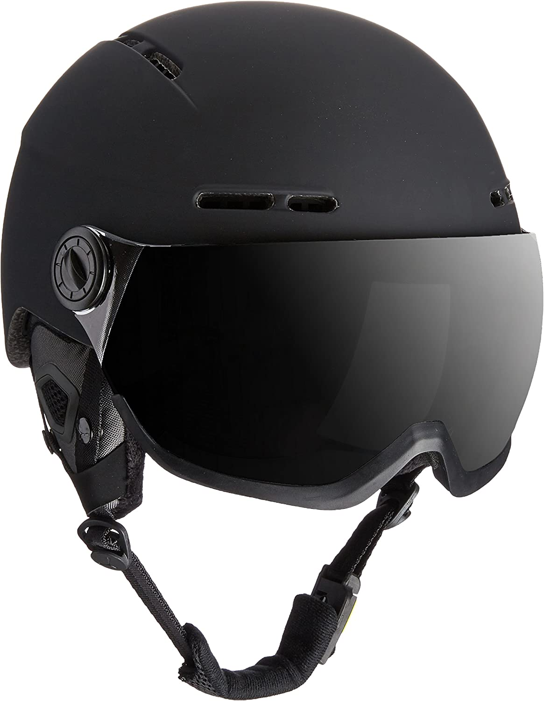 CEBE Fireball CAT 1 & 3 Helmet (Black Size 5862CM)