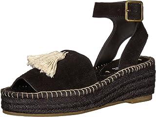 Soludos Women's Peep-Toe Platform (60 Mm) Wedge Sandal