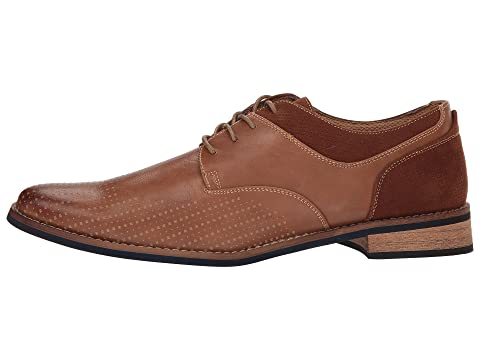 Simulated Comfort Leather Black Tan Calgary Simulated Deer Stags LeatherDark Oxford CEwaaxqX