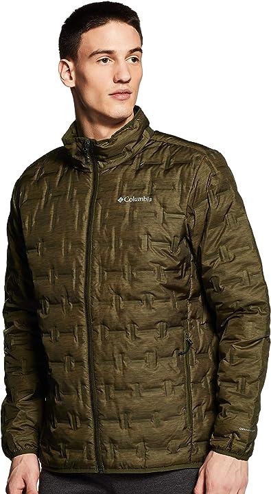Piumino da uomo columbia delta ridge™ down jacket delta ridgetm piumino allungabile 1875904