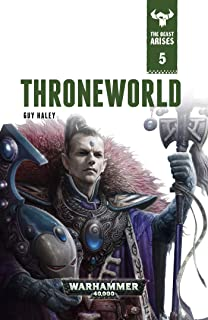 Throneworld (The Beast Arises Book 5) (English Edition)
