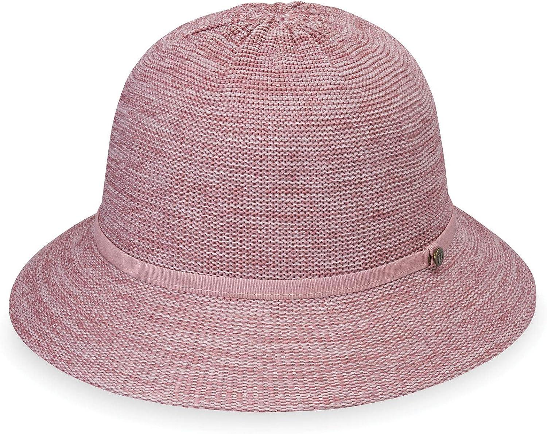 Wallaroo Hat Company Women's Tori Sun Hat - UPF 50 2019, 2 1/2