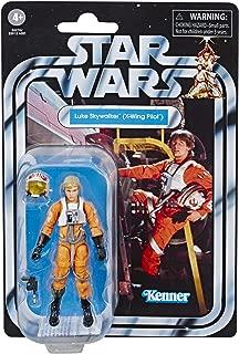 Star Wars The Vintage Collection A New Hope Luke Skywalker Toy, 3.75