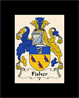 Best fisher family coat of arms Reviews