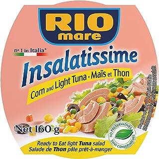 Rio Mare Salatuna Maize Recipe 160g x1(Pack of 1)