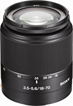 Sony DT 18-70mm f/3.5-5.6 Aspherical ED Standard Zoom Lens for Sony Alpha Digital SLR Camera