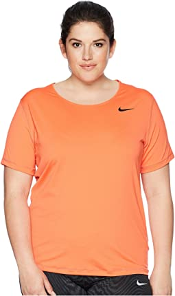 Pro Mesh Short Sleeve Top (Size 1X-3X)