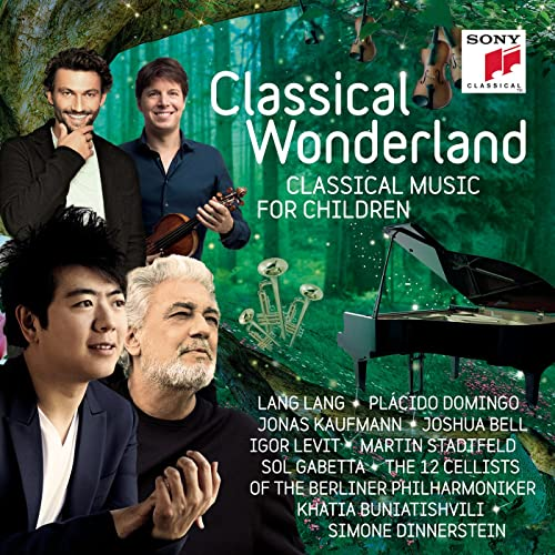Classical Wonderland (Classical Music for Children) by Various
