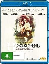 Howards End Reg.A/B/C Australia