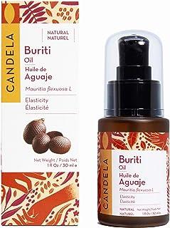 Buriti Oil (Aguaje Oil) Face oil. Ideal for Sun Damaged Skin. 100% Pure. Wild-Harvested in the Amazon. (30ml / 1 fl oz)