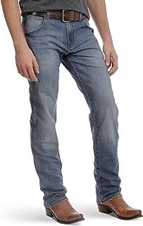 Men's Retro Premium Slim Fit Straight Leg Jean