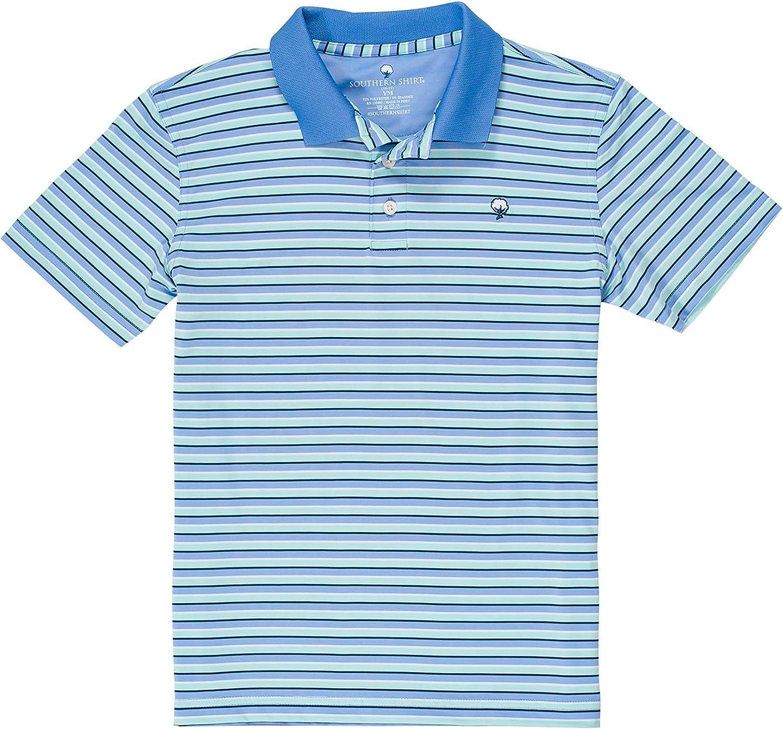 Southern Shirt Boys Alcove Stripe Polo