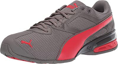 PUMA Men's Tazon 6 Heather Rip Sneaker
