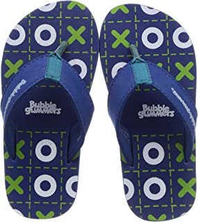 Bubblegummers Unisex's Bolt Indian Shoes