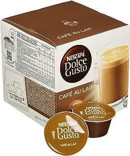 1 x Nescafe Dolce Gusto Cafe Au Lait