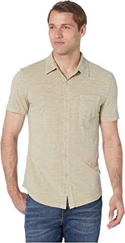 Montana Short Sleeve Button Front Shirt