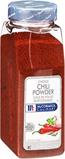 McCormick Choice Chli Powder (no Msg), 20-Ounce Plastic Bottle (Pack of 2)