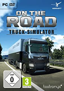 On The Road: Truck Simulator Pc Dvd