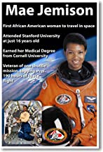 Mae Jemison - NEW African American NASA Astronaut Space Poster