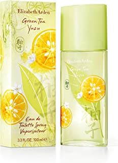 Elizabeth Arden Green Tea Yuzu - perfumes for women, 100 ml - EDT Spray