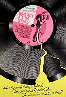 Baby It's You 1983 U.S. One Sheet Poster