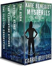 Kate Benedict Cozy British Mysteries Vol 1-4 (The Kate Benedict Series)