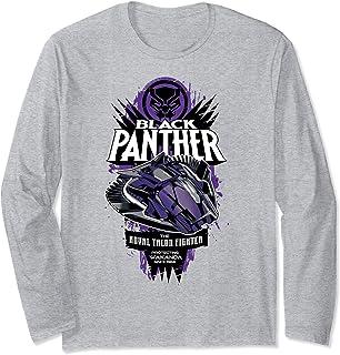 Marvel Black Panther The Royal Talon Fighter Manche Longue