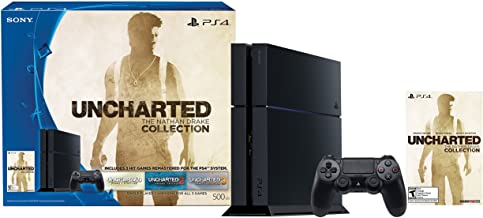 Best PlayStation 4 500GB Uncharted: The Nathan Drake Collection Bundle (Digital Download Code)[Discontinued] Review