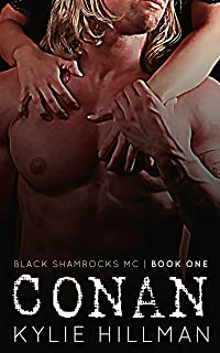 Conan: a BBW motorcycle club romance (Black Shamrocks MC Book 1)