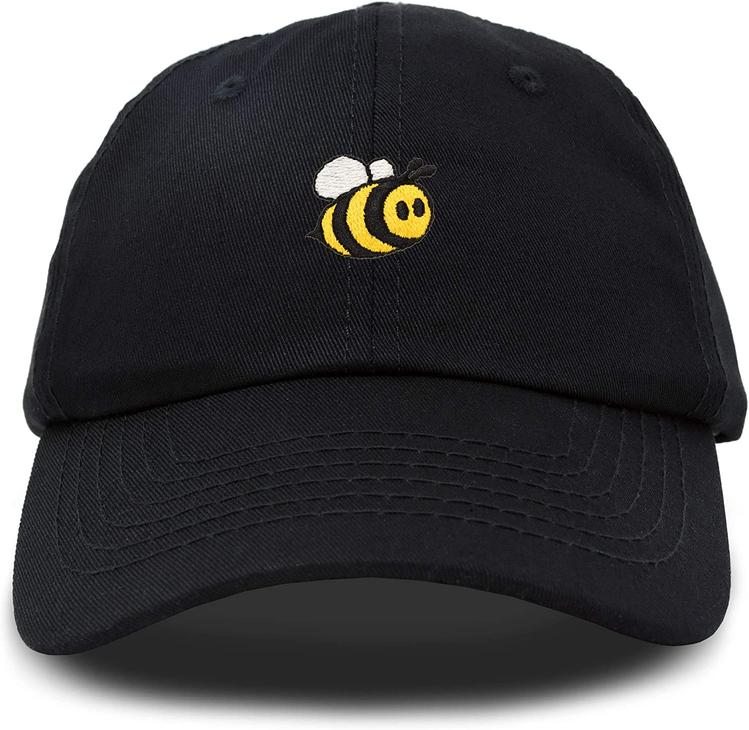 DALIX Bumble Bee Regular store Baseball Cap Embroidered List price Womens Girls Dad Hat
