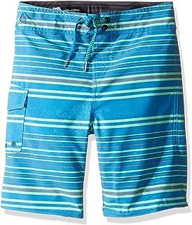 Volcom Boys Magnetic Liney Little Youth Boardshort