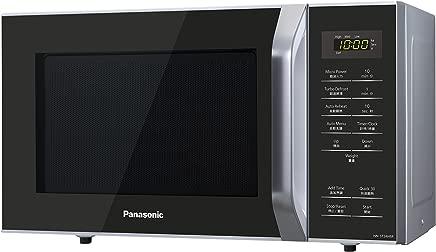 Panasonic Solo Microwave Oven, Black/Silver, 25L, (NN-ST34HMYPQ)