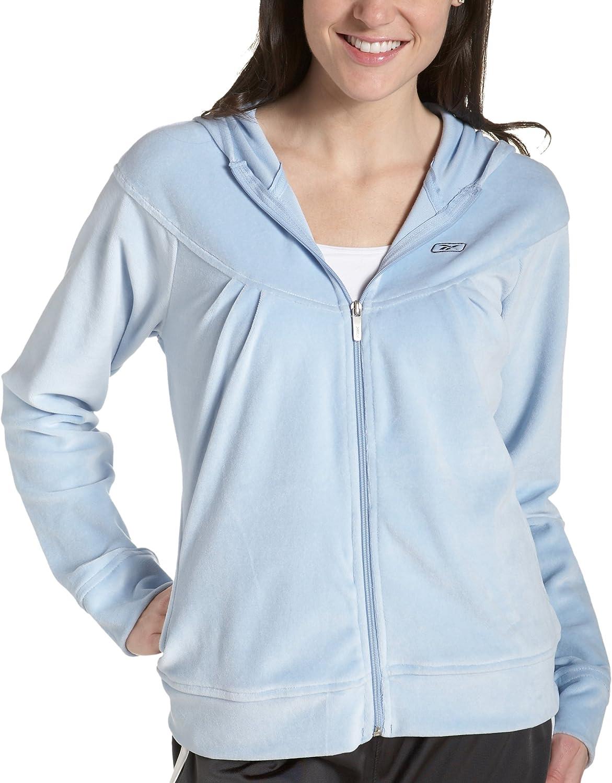 Reebok Women's Jacket Regular dealer Long Beach Mall Velour