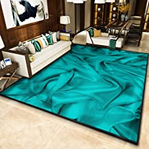 3D Design Area Carpet,Colorful Printed Rugs, Bedside Blanket Floor Super Absorbent Polyester Eco-Friendly Latex at The Bac...